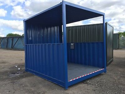 10x8 Compliant Smoking Shelter *inc VAT* (£900 net) for sale  Cannock
