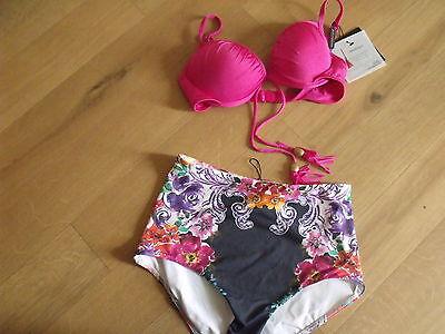 BNWT Womens JETS By Jessika Allen Bikini  Size 8