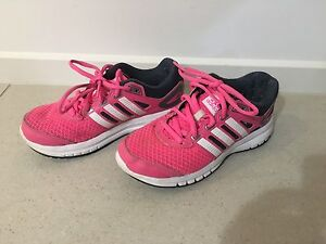 Adidas girls sneakers size 1 US Magill Campbelltown Area Preview