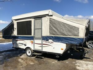 2008 coachman clipper pop-up