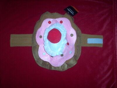 Halloween Dog CUPCAKE Ice Cream Sundae Costume Suit Vest Small S Pet Cat NEW - Ice Cream Sundae Halloween Costume