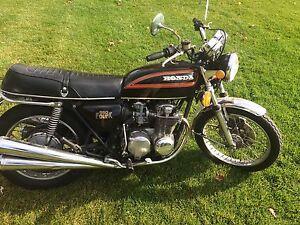 Honda 1977 cb550k 34k km