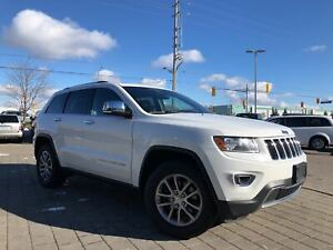 2014 Jeep Grand Cherokee LIMITED**SUNROOF**NAVIGATION**