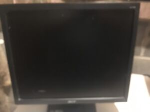 17 inch monitor ACER