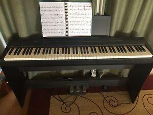 Digital piano, Yamaha P-105 Mitcham Mitcham Area Preview