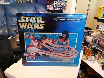 New Inflatable Star Wars Landspeeder / Boat BNISB