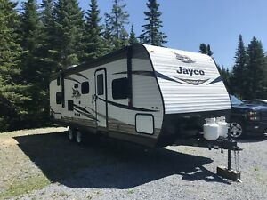 2019 Jayco Jay Flight SLX 8' Wide 267BHS