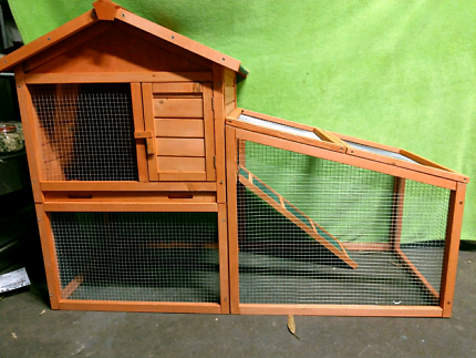 🐇🥕Stella rabbit hutch Guinea pig hutch startup deals mini lops