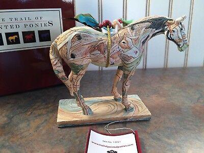 Trail of Painted Ponies, FETISH PONY, MIB, item #12221, 1E/2898