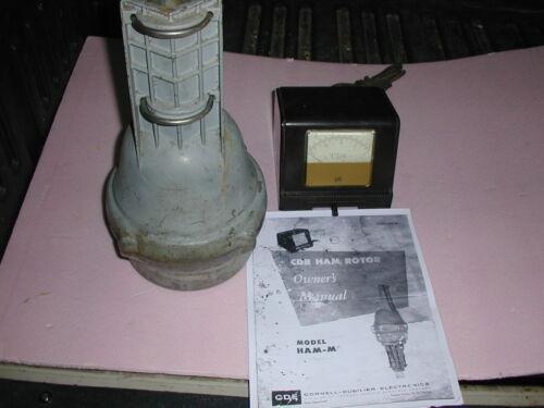 Ham-M Series 4 antenna rotator with controll box