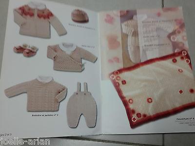 Strick Katalog Knopf Gold Babyausstattung und Kinder / #17 H