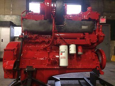 N14 N 14 G2 Cummins Diesel Industrial Engine Remanufactured Mechanical