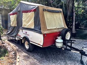 Cub Supermatic LX Off Road Camper Knuckey Lagoon Litchfield Area Preview