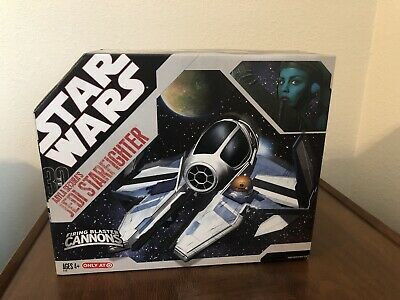 2008 Star Wars Aayla Secura's Jedi Starfighter Target