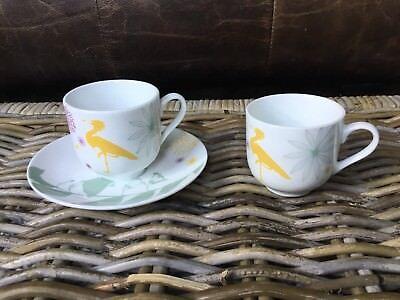 Atelier Espresso Cup - Habitat Landscape Atelier Espresso Coffee Cups And Saucer
