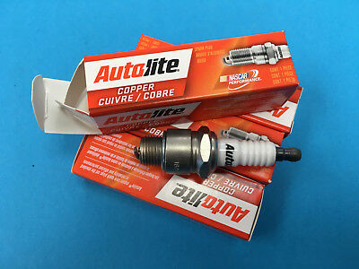 Ford Tractor Spark Plug 600 601 701 800 801 900 901 Workmaster 86548828 Lot Of 4