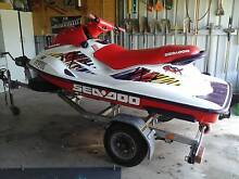 Bombardier GSX Seadoo Firefly Greater Taree Area Preview