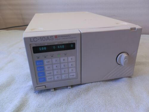 Shimadzu HPLC Pump LC-10AS - Liquid Chromatograph
