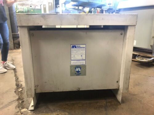 30 KVA transformer, Acme Step up or down Multitap 208-480