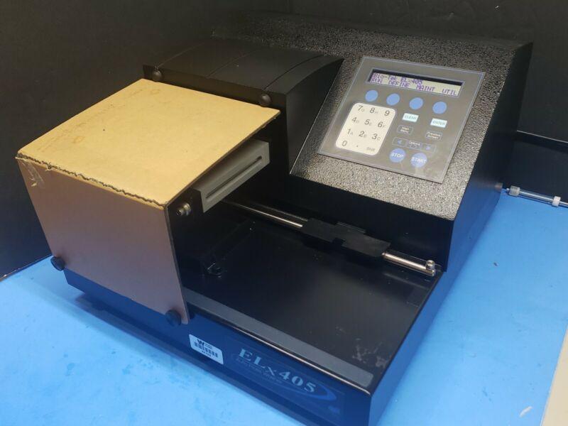 Bio-Tek ELx405 Microplate Washer ELx405 BioTek Auto Plate