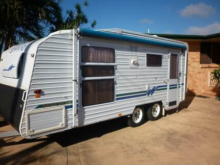 19 FT FULL CARAVAN. Bundaberg Central Bundaberg City Preview