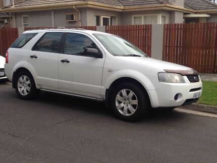 2006 Ford Territory Wagon SR AWD Bentleigh East Glen Eira Area Preview