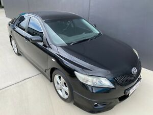 2010 AUTOMATIC SPORTIVO EDITION TOYOTA CAMRY SPORTS SEDAN WITH FULL LOG BOOK SERVICING