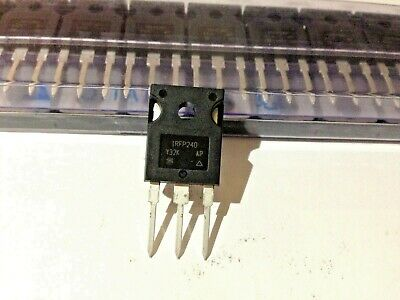 10 Pieces Irfp240 Power Mosfet Transistor Replaces Ecg2376 Free Us Shipping