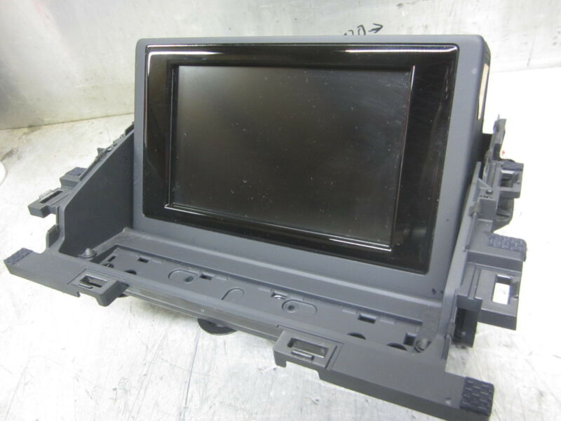 Toyota Lexus CT200H Bildschirm Monitor TV Navi Navigation Display 55420-76010