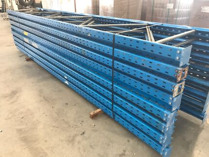 Pallet racking clearance sale
