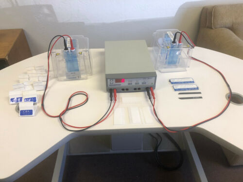 CBS Scientific MGV Vertical Mini-Gel System with Power Source