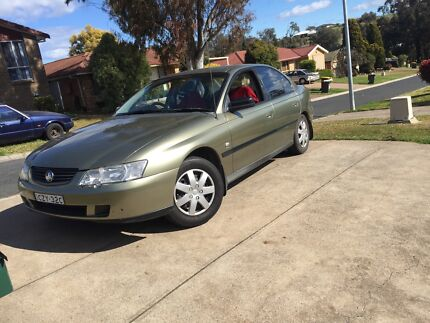 2003 vy commodore executive  Muswellbrook Muswellbrook Area Preview