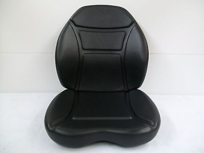 Suspension Seat Replacement Cushion Kit Fits Cat Skid Steers 216b226b246 Jt2