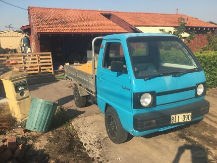 Suzuki carry ute Ferndale Canning Area Preview