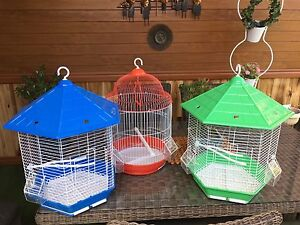 Brand new  bird cages with roof Westminster Stirling Area Preview