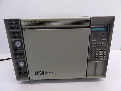 Hp Hewlett-packard 5890 Series Ii Gas Chromatograph