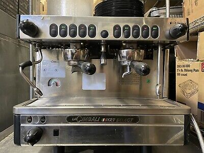 La Cimbali M29 Select Commercial Espresso Machine