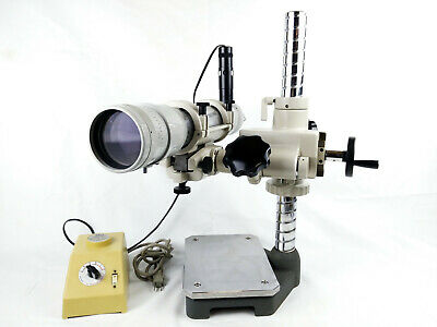 Nikon Autocollimator 6b W Original Power Supply And Stand 6d Read Make Offer