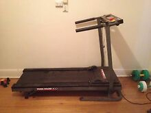 Treadmill York Pacer 3100 Kennington Bendigo City Preview