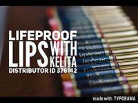 Lifeproof Lips with Kelita - LipSense/SeneGence Distributor