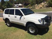 2003 Toyota LandCruiser Wagon Mullaloo Joondalup Area Preview