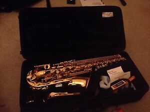 YAMAHA ALTO SAXOPHONE YAS 275 Ascot Vale Moonee Valley Preview