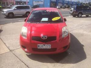 2008 Toyota Yaris Hatchback Fyshwick South Canberra Preview