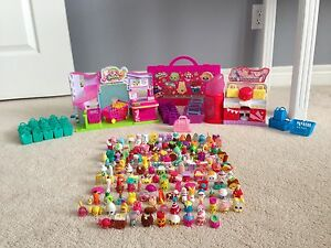 Huge Shopkin Collection!