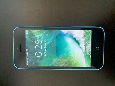 Apple iPhone 5c - 8GB - Blue (CDMA + GSM)