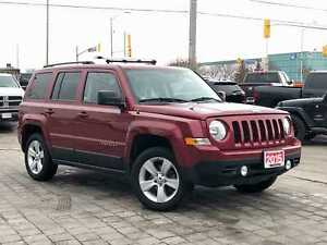2015 Jeep Patriot NORTH*4X4