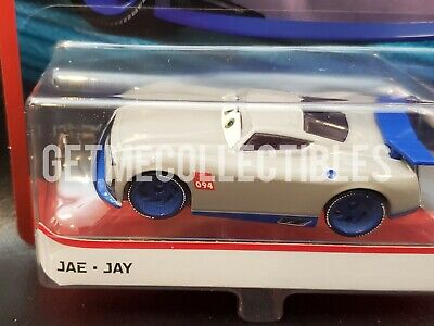 DISNEY PIXAR CARS ROOKIE #094 JAE JAY RUST-EZE RACING CENTER 2020 SAVE 6% GMC