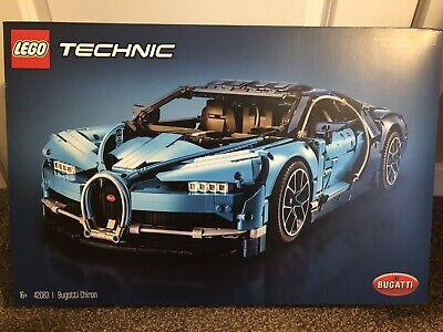 Lego 42083 - Technic Bugatti Chiron Supercar