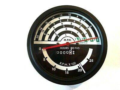 Replacement Tachometer Gauge Will Fit John Deere 1520 830 2440 2030 2240 1020