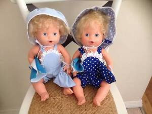 Twin dolls Withers Bunbury Area Preview